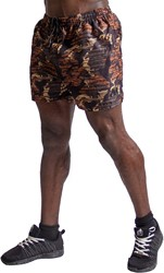Gorilla Wear Bailey Shorts - Brown Camo - 4XL