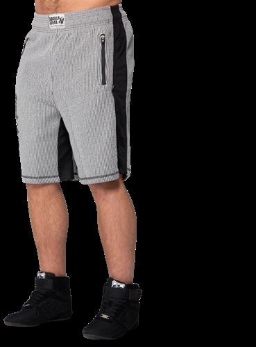 Gorilla Wear Augustine Old School Shorts - Grijs