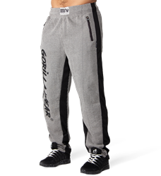 Gorilla Wear Augustine Old School Pants - Gray - S/M