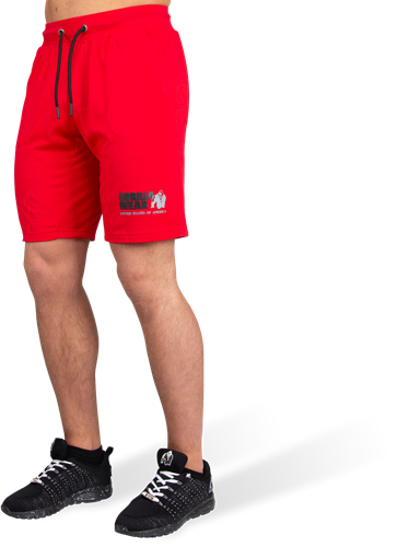 Gorilla Wear San Antonio Shorts - Rood
