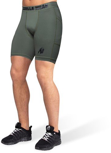 Gorilla Wear Smart Shorts - Legergroen