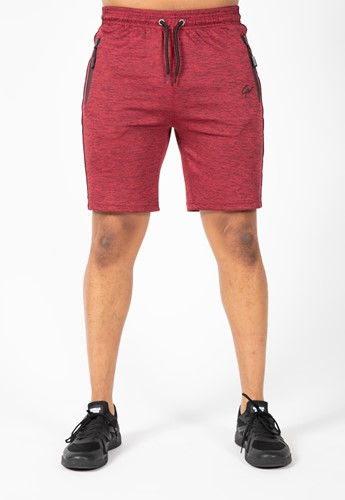 Gorilla Wear Wenden Shorts - Bordeauxrood