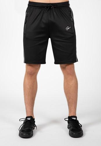 Gorilla Wear Wenden Shorts - Zwart/Wit