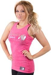 Gorilla Wear Leakey Tank Top - Pink - XS