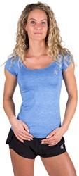Gorilla Wear Cheyenne T-shirt - Blue - XS