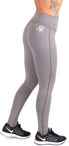 Gorilla Wear Annapolis Work Out Legging - Grey-2