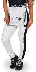 Gorilla Wear Dolores Dungarees - Gray/Black - M