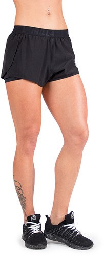 Gorilla Wear Albin Shorts - Black-3