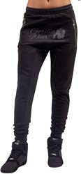 Gorilla Wear Celina Drop Crotch Joggers - Black - M