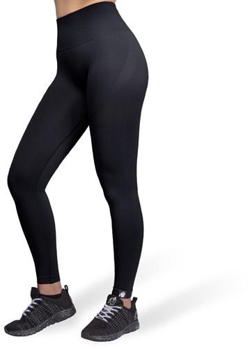 Gorilla Wear Yava Seamless Legging - Zwart