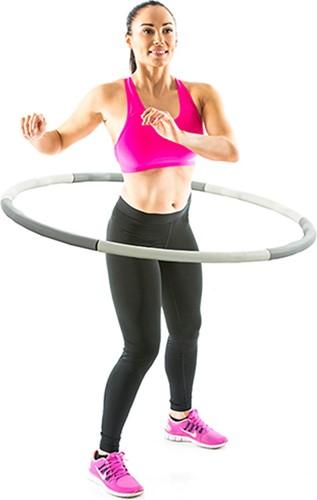 Gymstick 1.2 kg fitness hoela hoep - met trainingsvideos