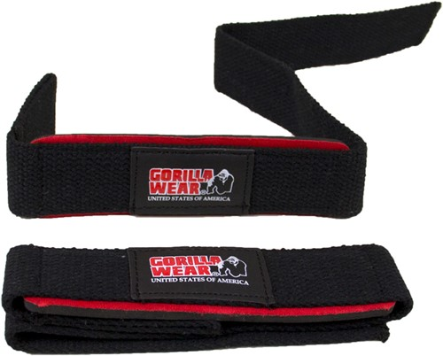 Gorilla Wear Padded Lifting Straps