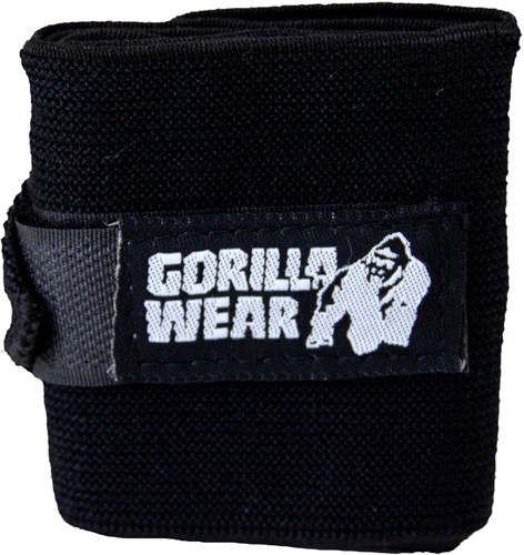 Gorilla Wear Basic Wrist Wraps-2
