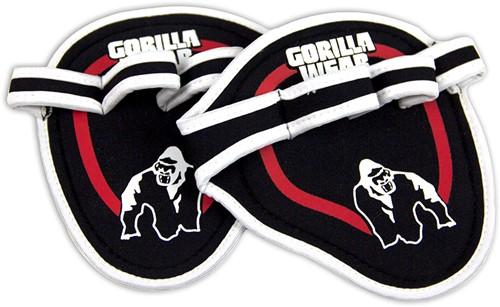 Gorilla Wear Palm Grip - Rood-2