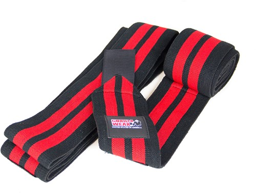Gorilla Wear Knee Wraps-3
