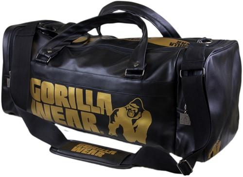 Gorilla Wear Gym bag gold-3