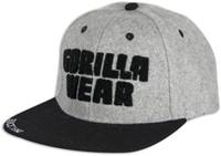 Gorilla Wear Soft Text Flat Brim-2