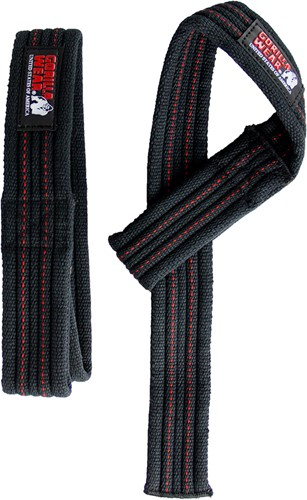 Gorilla Wear Hardcore Lifting Straps