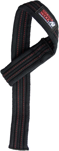Gorilla Wear Hardcore Lifting Straps-2
