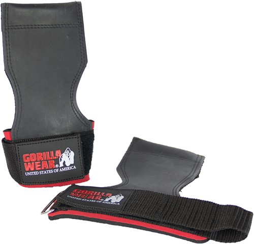 Gorilla Wear Lifting Grips