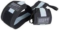 Gorilla Wear Wrist Wraps Ultra - Zwart/Grijs