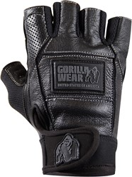 Gorilla Wear Hardcore Gloves Black - XXXL