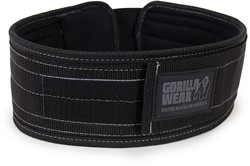 Gorilla Wear 4 Inch Nylon Belt - M/L