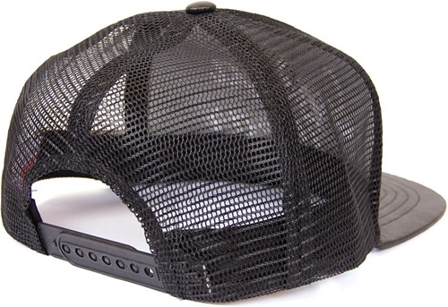 Gorilla Wear Mesh Cap - Black-3
