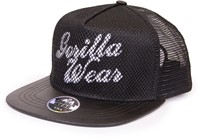 Gorilla Wear Mesh Cap - Black-2