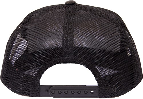 Gorilla Wear Laredo mesh cap black back