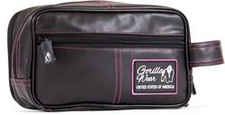 Gorilla Wear Toiletry Bag Black/Pink