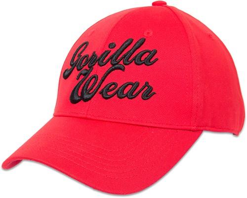 Gorilla Wear Laredo Flex Cap - Red-2