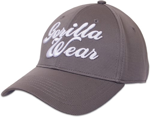 Gorilla Wear Laredo Flex Cap - Gray-2