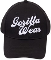 Gorilla Wear Laredo Flex Cap - Black-2