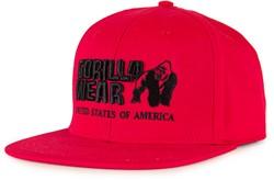 Gorilla Wear Dothan Cap - Red