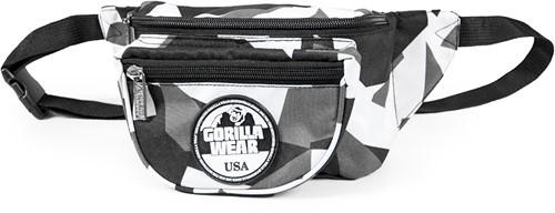 Gorilla Wear Stanley Fanny Pack - Gray/White Camo-3