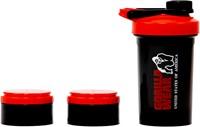 Gorilla Wear Shaker 2 GO - Black/Red-2