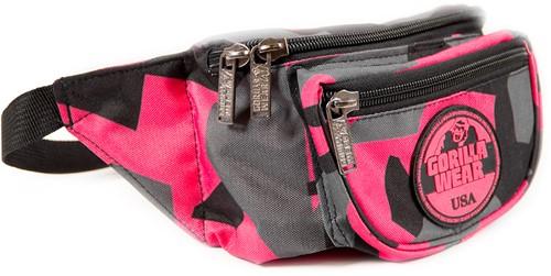 Gorilla Wear Stanley Fanny Pack - Pink Camo