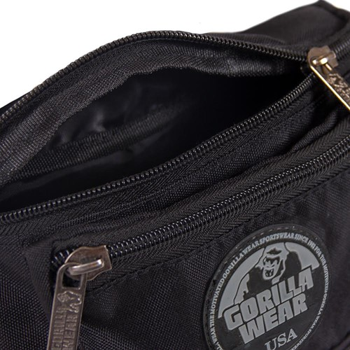 Gorilla wear fanny pack black 5