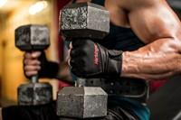Harbinger Pro WristWrap Fitnesshandschoenen Lifestyle 7