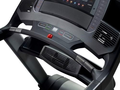 NordicTrack Elite 5000i loopband display detail