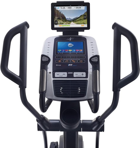 NordicTrack commercial 12.9i crosstrainer display 3