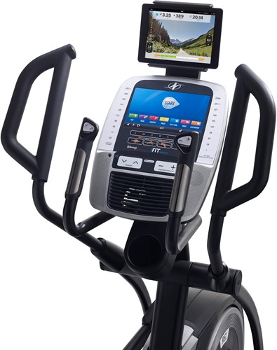 NordicTrack commercial 12.9i crosstrainer display 4