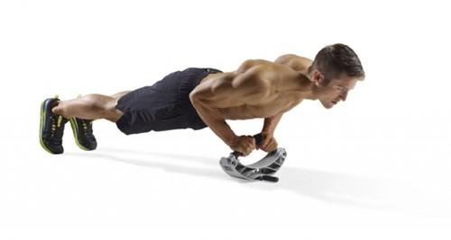 ProForm Triceps & Push Up Opdruksteunen - Met Workout DVD-2