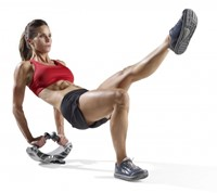 ProForm Triceps & Push Up Opdruksteunen - Met Workout DVD