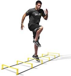 SKLZ Elevation Ladder - 2-in-1 Agility Ladder + Horden
