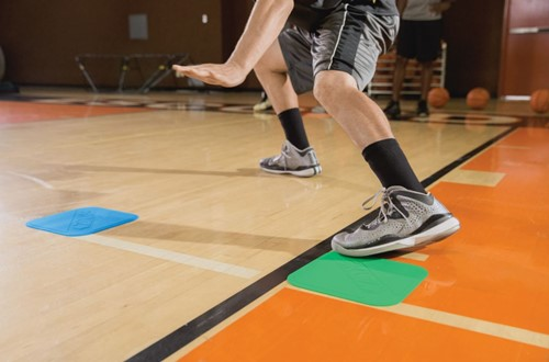 SKLZ Basketbal Court Markers - 5 Stuks 1