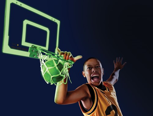 SKLZ Pro Mini Hoop Midnight 1