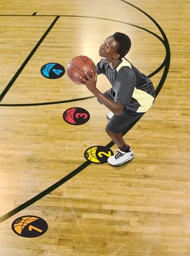 SKLZ Basketbal ShotSpotz 2
