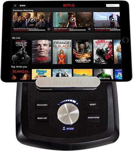 VirtuFit iconsole total fit tablethouder